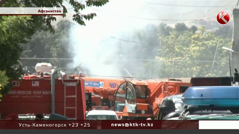 Взрыв в Кабуле: пострадали два казахстанца