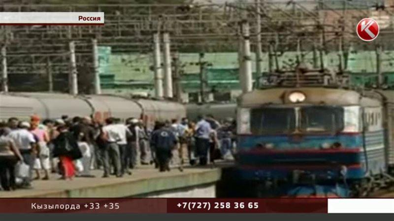 В России правила регистрации для казахстанцев изменили