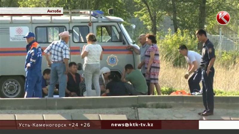 На глазах очевидцев утонули сразу трое подростков