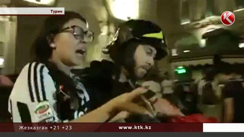 Подростки, виновные в массовой давке в Турине, раскаялись