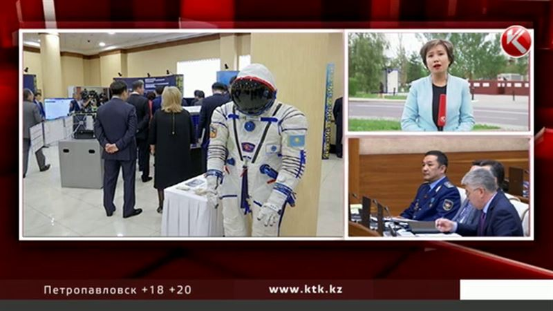 Депутаты узнали о вселенских планах министерства аэрокосмической промышленности