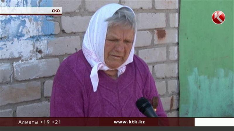 20-летние грабительницы избили пенсионерку в североказахстанском селе