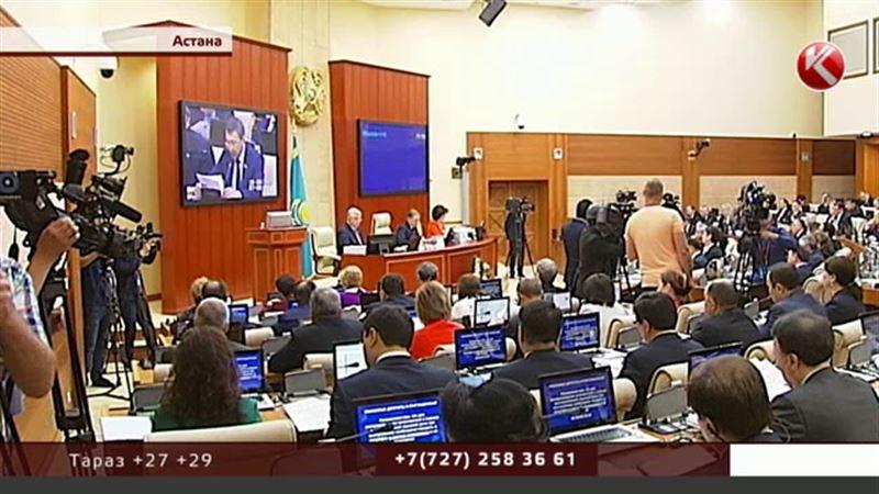 Нығматулин бюджет ақшасын оңды-солды шашатын министрлердің шаңын қақты
