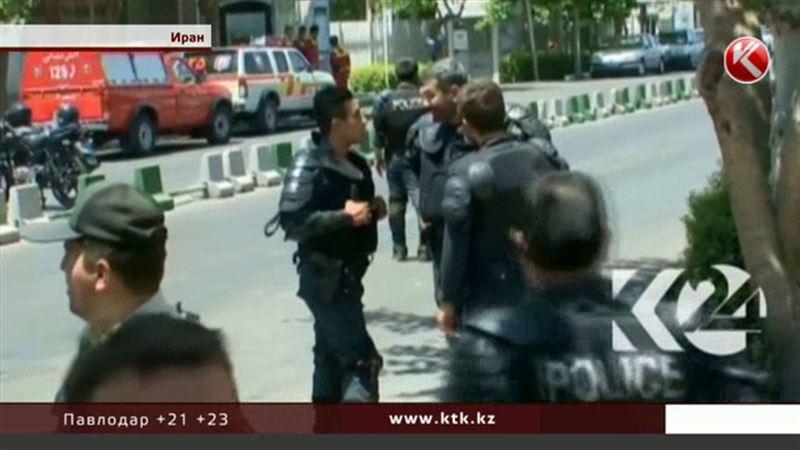 В Тегеране экстремисты устроили серию нападений