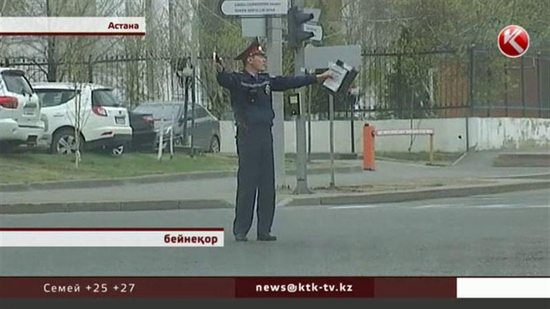 Қарсылық: Сағынтаев  полицейлерге алатаяғын  қайтарып беруден бас тартты