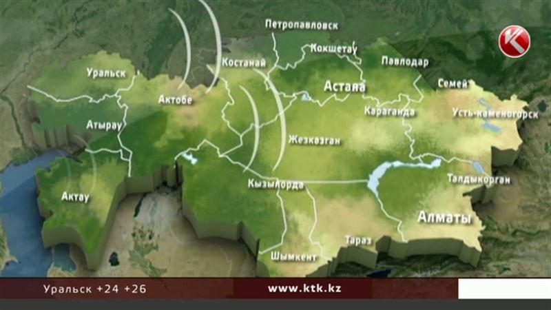 Рекордную жару обещают казахстанцам