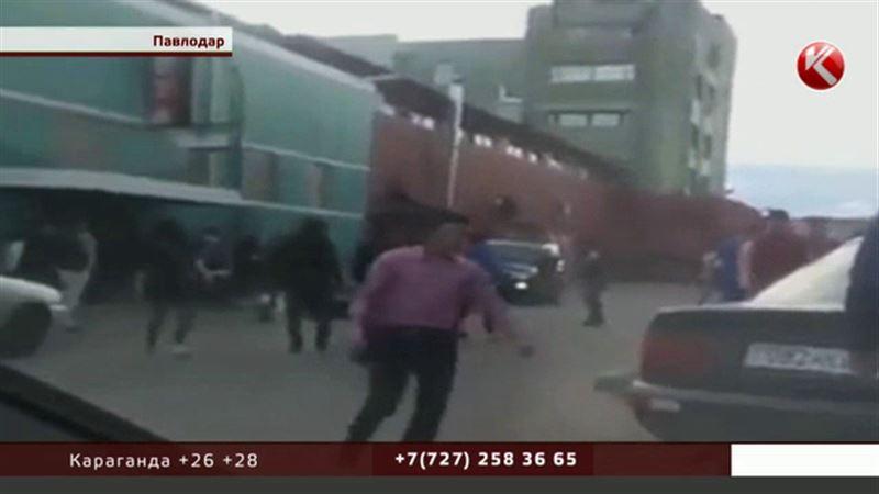 Убийством закончился безобидный конфликт в Павлодаре