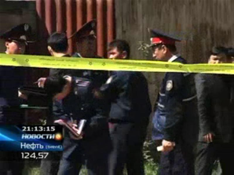 В Шымкенте преступники в упор расстреляли кассира и похитили крупную сумму денег