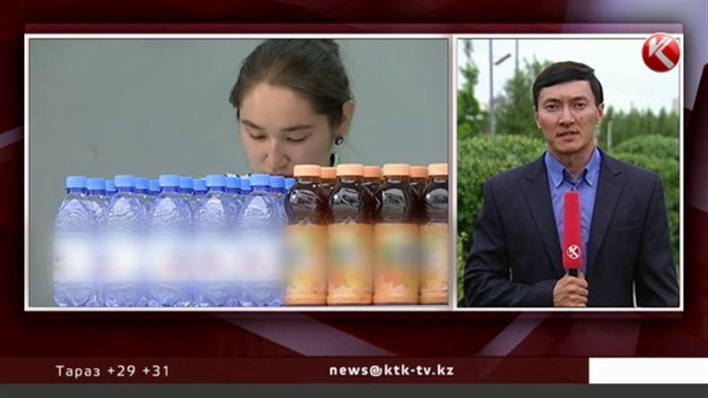 Попить на ЭКСПО: 350 тенге за пол-литра воды