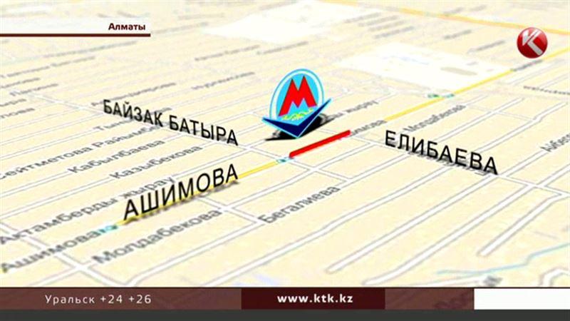 Алматинское метро: на две станции больше