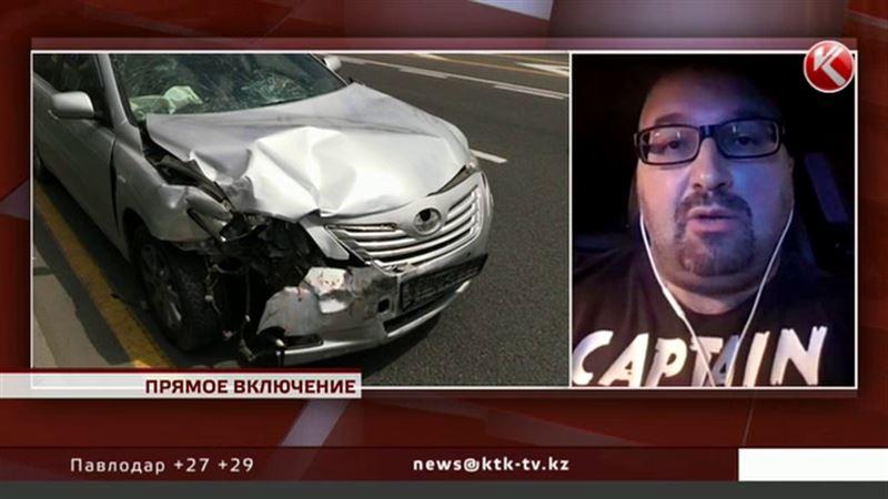 Кто виноват в трагедии на проспекте в Алматы – водители или сами девушки
