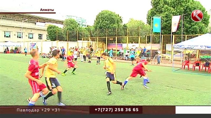 Победитель чемпионата по футболу среди детей-сирот поедет в Лондон