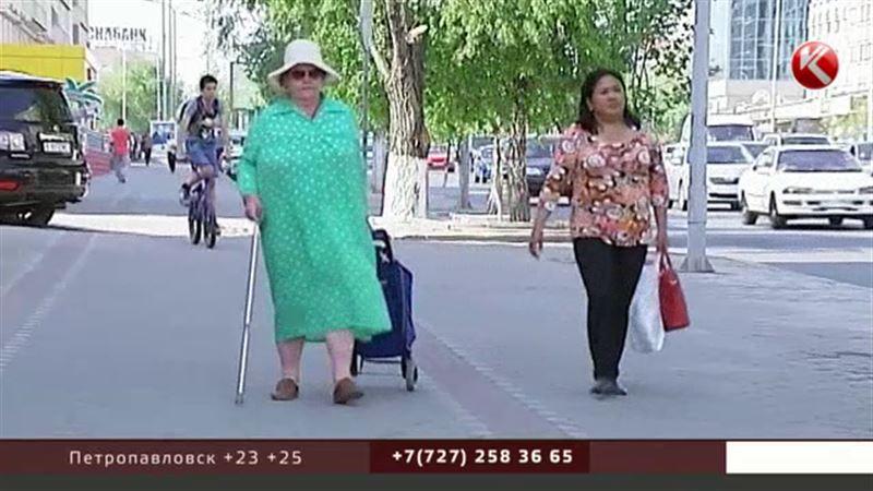 С 1 июля казахстанские пенсионеры будут получать больше