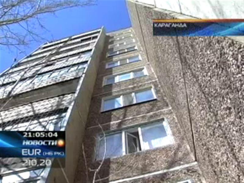 В Караганде двое детей выпали из окон верхних этажей