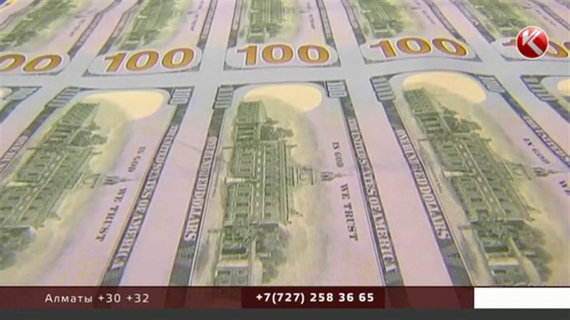 Доллар в Казахстане начал стремительно расти