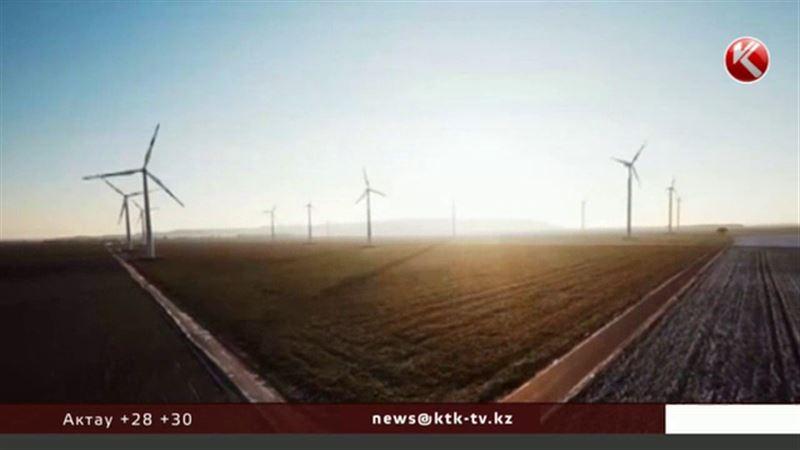 Акмолинские ветры дадут стране энергию