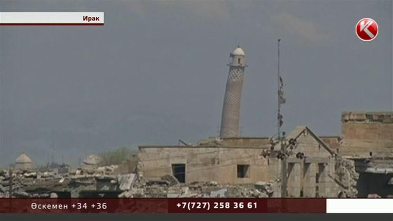 Сұмдық: Иракта содырлар мешітті жарып жіберді
