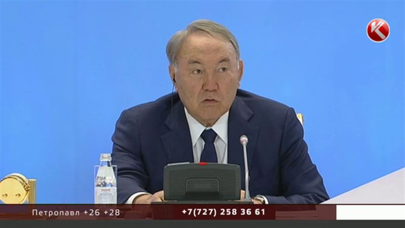 Назарбаев шетел инвесторларына ақшаны қайда салу керектігін айтты