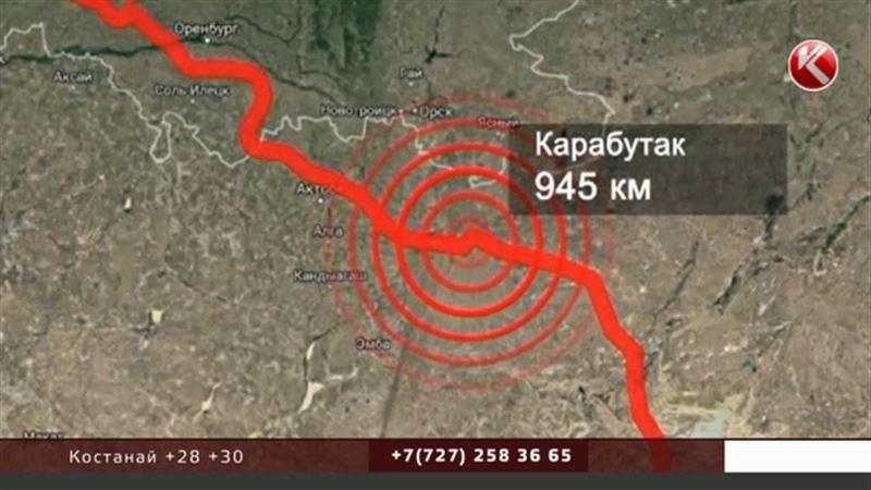 На трассе Самара – Шымкент погибли девять человек