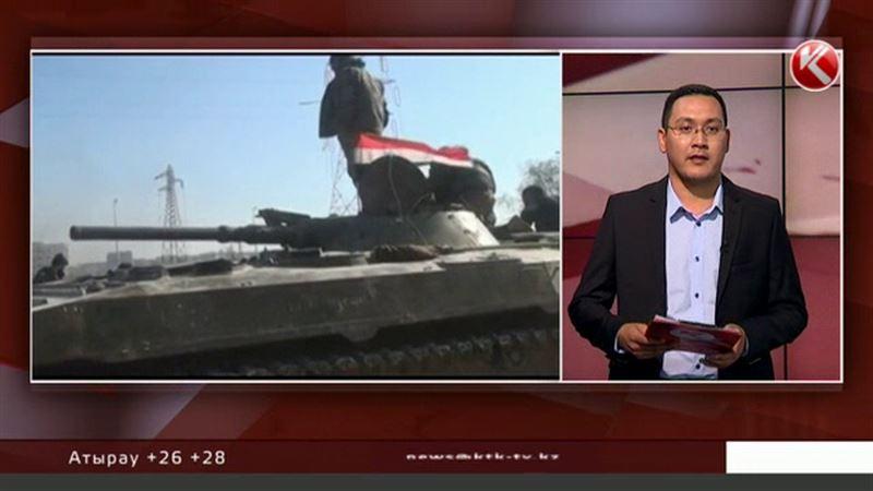 Информация об отправке казахстанских военных в Сирию вызвала недоумение