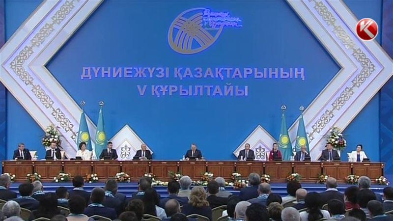 Специальный выпуск: V Всемирный курултай казахов с участием Главы государства Нурсултана Назарбаева