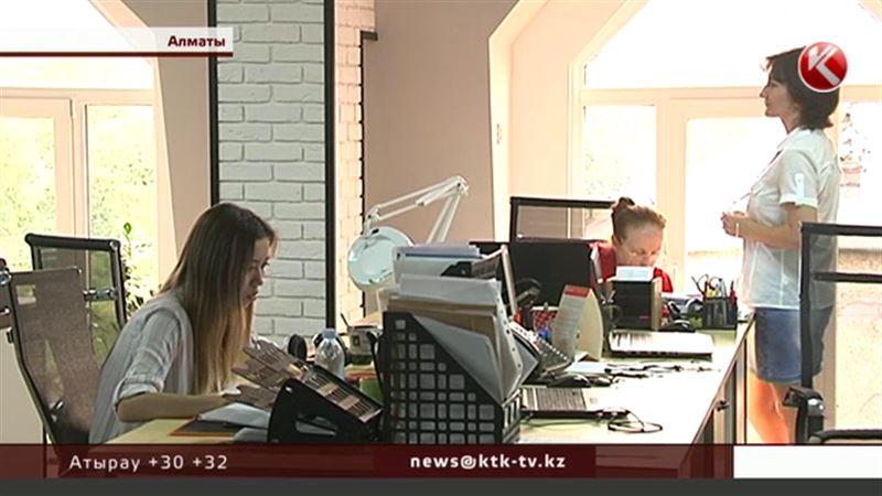Владелец «зеленого» офиса в Алматы: сливать питьевую воду в унитаз - кощунство