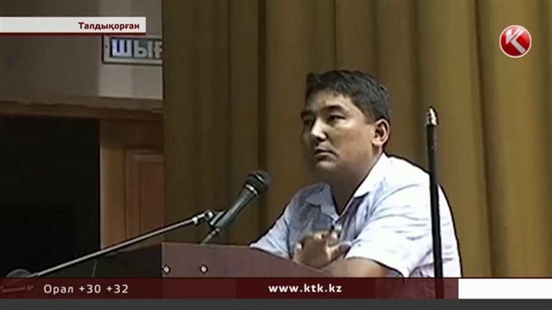 Алматы облысында шенеунік пен шаруаның төбелесі дау тудырып жатыр