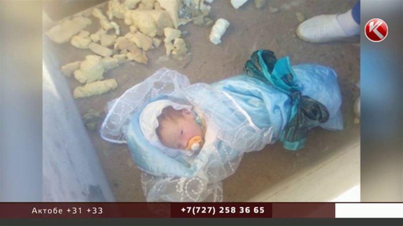 Уральская полиция ищет роженицу, бросившую ребенка на стройке