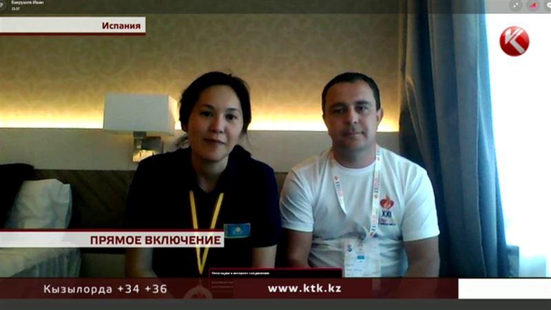 ЭКСКЛЮЗИВ: Казахстанская спортсменка с пересаженным сердцем рассказала КТК, как выиграла золото