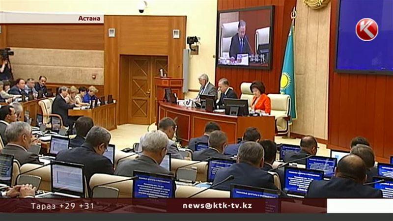 Казахстанские мажилисмены пакуют чемоданы