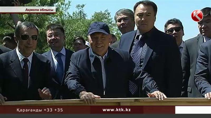 Астана іргесіндегі орманға еліктер әкелінді