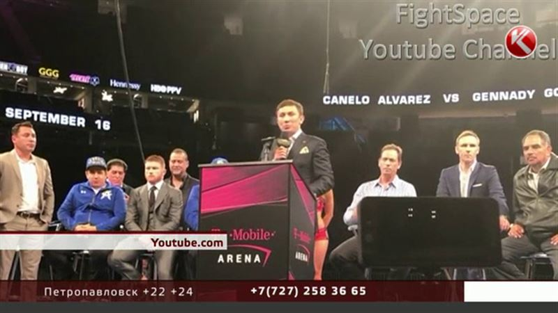 Билеты на бой Геннадия Головкина с Саулем Альваресом почти распроданы