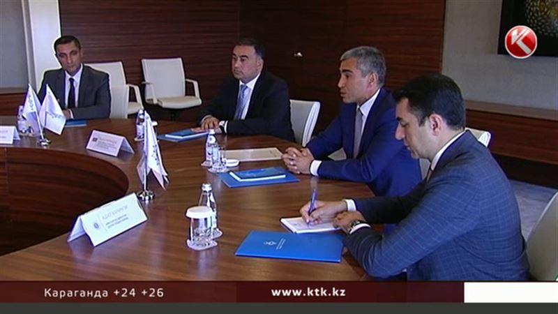 Казахстан и Азербайджан ждут новые совместные проекты
