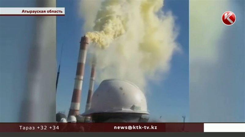 «Тенгизшевройл» придется заплатить за желтый дым