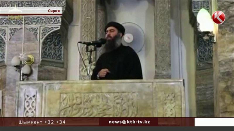 Гибель главаря ИГИЛ подтвердили боевики
