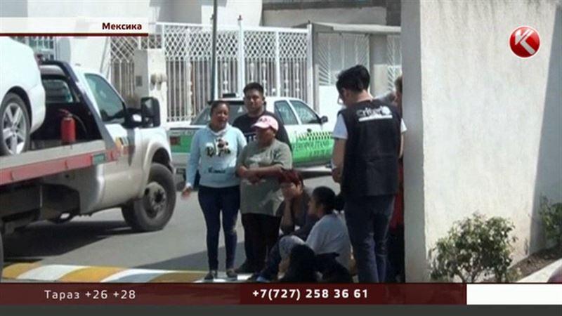 Мексикада бір үйдің ішінен 11 адамның мәйіті табылды