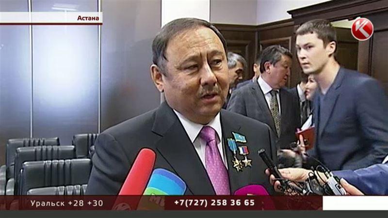 О назначении в Сенат Талгат Мусабаев узнал из СМС