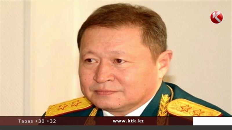 Бывшего главу КНБ Казахстана начали судить