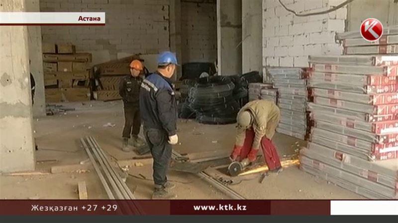 Астана әкімдігі «Нұрлы жер» бағдарламасына бөлінген миллиардтарды іске жарата алмай отыр