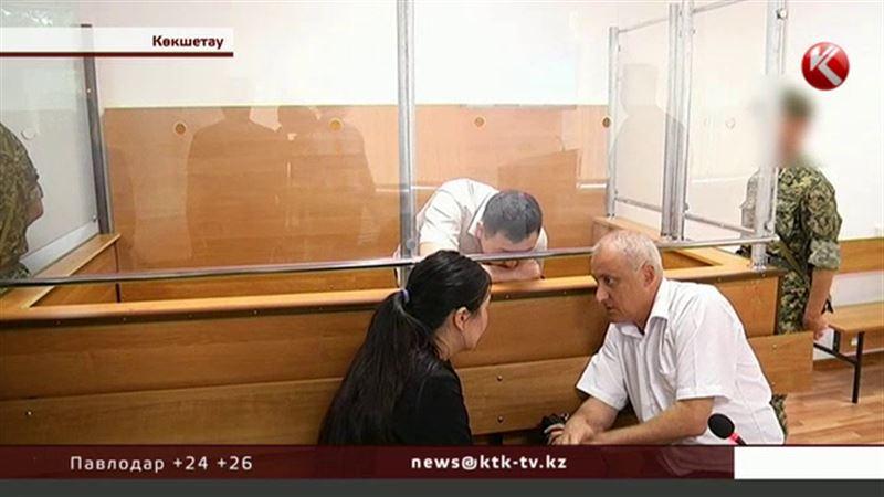 Көкшетауда әріптесін өлтірген экс-полицей Жәнібек Баймурзинге кесілген үкім өзгеріссіз қалды