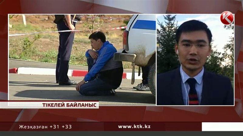 Ақмола облысында полицей мен прокурорға оқ жаудырған 61 жастағы азамат саяси қуғын-сүргін мұражайы аумағында атылып өлді