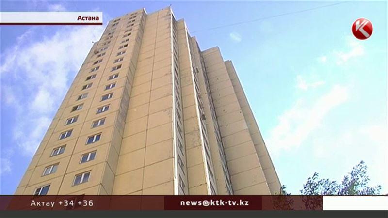 Бунт в элитном жилкомплексе Астаны: люди остались без лифтов
