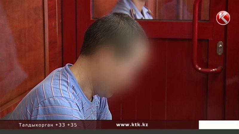 В Алматинской области начали судить тургеньского педофила