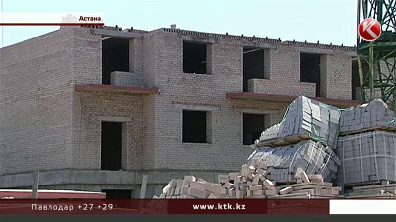 Ярмарка недостроенных домов: застройщикам Астаны показали брошенное жилье