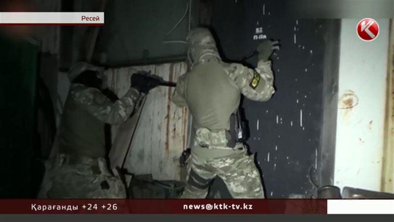 Ресейде теракт ұйымдастырмақ болған лаңкестер ұсталды