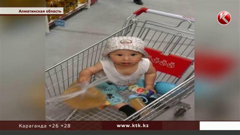 Сухая ветка убила ребенка в Алматинской области