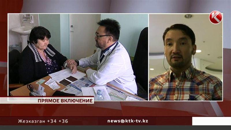 «Это просто новый налог» - Рахим Ошакбаев об обязательном медстраховании