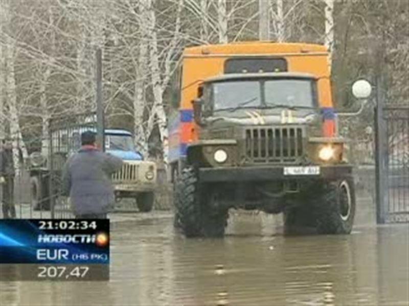Предварительная сумма ущерба от наводнения в Западном Казахстане - 11 миллиардов тенге