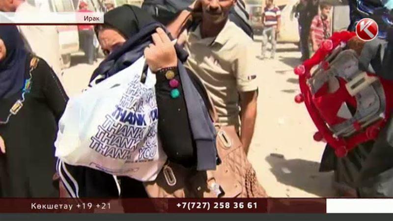 Ирактың Мосул қаласына тұрғындар орала бастада