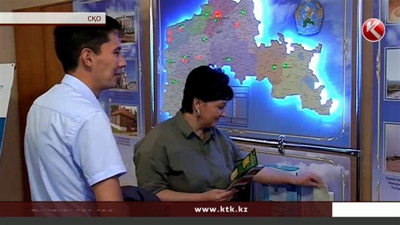 Солтүстік Қазақстан облысында аймақтың киелі жерлері белгіленген арнайы карта жасалды